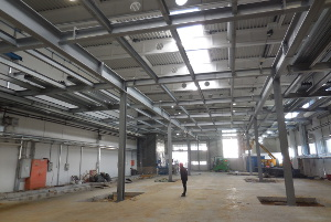 Dodatna etaža Belimed