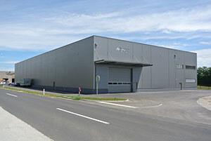 Poslovno skladiščna hala Šoko