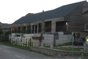 Stavba za kratkotrajno nastanitvijo Rakar
