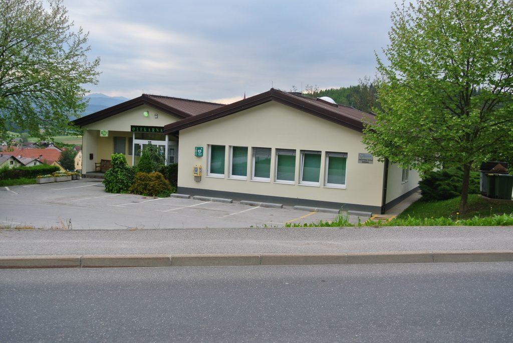 Zdravstvena postaja Mokronog