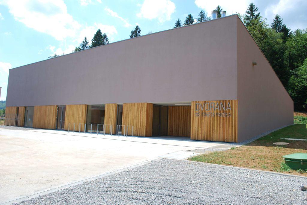 Športna dvorana OŠ Mirna Peč