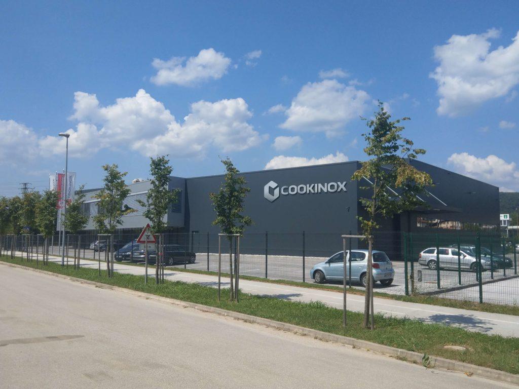 Poslovno proizvodni objekt Cookinox