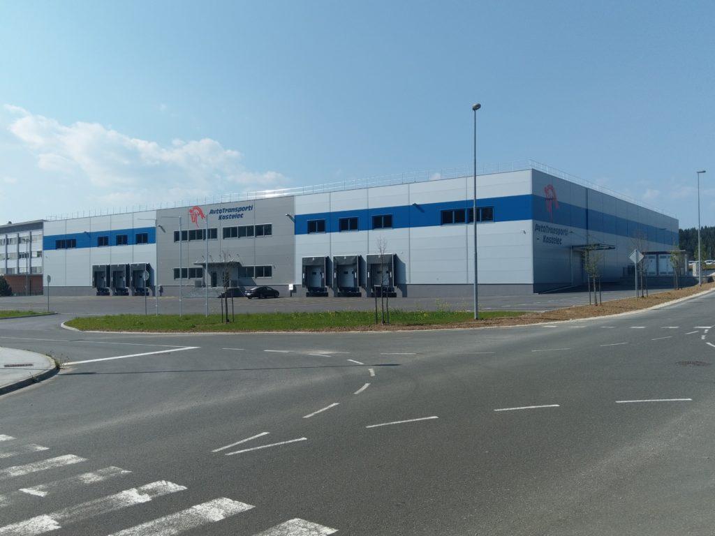Regalno skladišče Kastelec