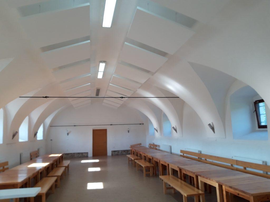 Akustično strop Lanšprež