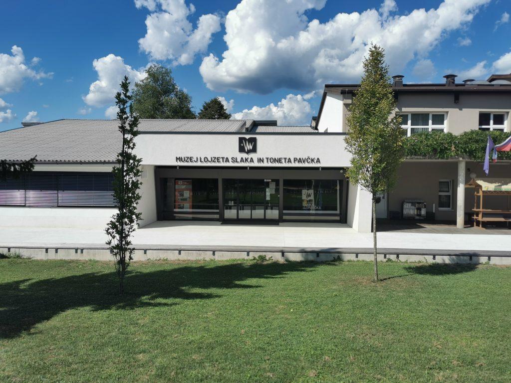 Muzej Lojzeta Slaka in Toneta Pavčka