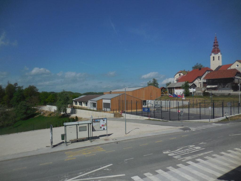 športni center Trebelno