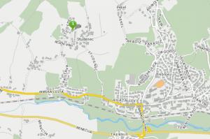 Lokacija podjetja Urbing d.o.o.